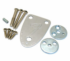 3BOLTKIT-G Fender USA 3-bolt Neck Plate Kit for 70s Telecaster Stratocaster