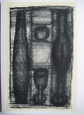 UBAC RAOUL LITHOGRAPHIE ORIGINALE DERRIÈRE LE MIROIR 1966 DLM N°161 LITHOGRAPH