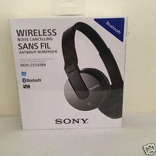 Sony MDR-ZX550BNB Bluetooth Kopfhörer Farbe schwarz