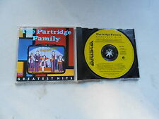 THE PARTRIDGE FAMILY-GREATEST HITS-16 TRACK CD-AUSTRALIA-1989-DAVID CASSIDY