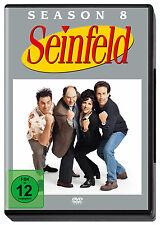 4 DVDs * SEINFELD  - STAFFEL / SEASON 8 # NEU OVP