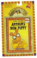 Arthur's New Puppy: An Arthur Adventure (Arthur Adventures)-ExLibrary