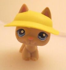 Littlest Pet Shop  ❀ LPS ❀ German Sheperd dog with hat, No. 1447