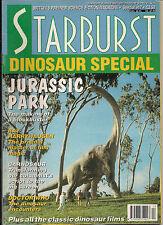 Starburst Special#17 1993 DINOSAUR SPECIAL RAY HARRYHAUSEN