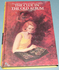 Nancy Drew #24 The Clue in Old Album 1978 1st Prt 3rd Art PC