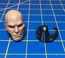 "1/6 Sideshow Star Wars DARTH MALGUS HEAD and MASK Old Republic 12"" Figure RARE"