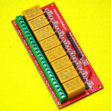 NEW 5V Eight Channel Relay Module For PIC AVR DSP ARM Arduino