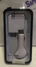 Accessory Collection DUAL CHARGER! Charge at home or in the car! DGIPUDC New!