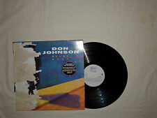 Don Johnson ‎– Heartbeat  - Disco 33 Giri LP Album Vinile UK 1986 Pop Rock