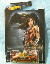 HOt WHeeLs® Batman v Superman  ~TANTRUM®~ ,  Wonder Woman,   limited & rare
