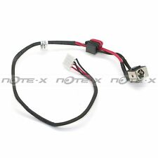 LENOVO Ideapad G565 G570 Z560 Z565 DC Power Jack on cable Socket Pin Connector