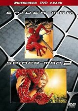 Spider-Man/Spider-Man 2 (Full Screen 2-Pack DVD) BRAND NEW/SEALED FREE SHIPPING