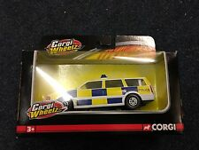 Corgi Wheelz TY87303 Police Car