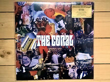 THE CORAL - The Coral Transparent Clear Vinyl LP Limited Numbered RARE NEW Mint