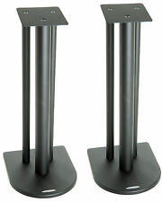 Atacama Nexus 7i Speaker Stands Satin Black (Pair)
