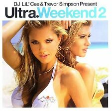 Ultra Weekend, Vol. 2 by Various Artists (CD, May-2006, 2 Discs, Ultra 676