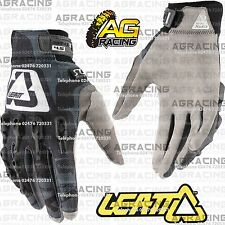 Leatt GPX 4.5 Lite Black Grey White Gloves Adult X-Large XL Motocross Enduro ATV