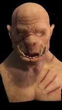 TFFX Halloween Silicone Orc Mask, Time For WarCraft. Not Cfx