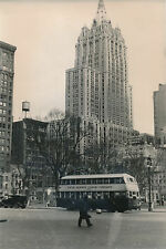 NEW YORK CITY c.1940 -  Bus Madison Square    USA  - Div 7596