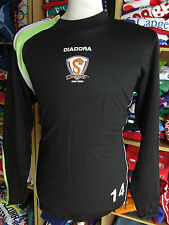 Sweatshirt Top Training Valdres FK (L) Diadora Norwegen Norway Trikot Shirt