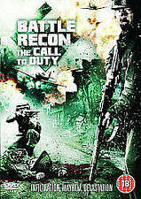 Battle Recon - The Call To Duty (Blu-ray, 2012) NEW