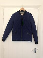 KENZO Quilted Duck Feather  Reversible Men's Jacket Sz M . Harvey Nichols £405