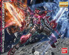 Gundam Exia Dark Matter Build Fighters MG 1/100 Model Kit Figure Bandai