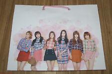 APINK K-POP OFFICIAL GOODS PAPER BAG ver.2 VERSION 2NEW