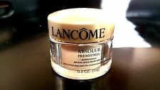 LANCOME ABSOLUTE PREMIUM BX DAY CREAM 0.5 OZ (15G)