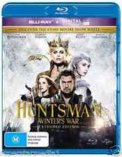 The Huntsman - Winter's War : NEW Blu-Ray