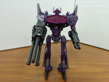 Transformers Fall of Cybertron Deluxe Class Shockwave Figure FOC Hasbro 2012
