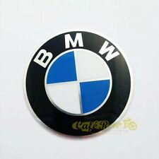 Emblema Stemma adesivo in metallo BMW Ø 60mm cafe racer scrambler vintage 103263