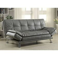 Coaster 500096 Sofa Bed Grey NEW