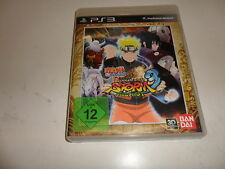 PlayStation 3 Naruto Shippuden-Ultimate Ninja Storm 3: Full Burst