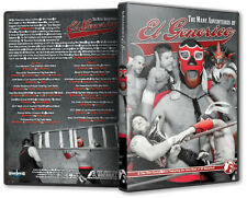 Official PWG - The Many Adventures Of El Generico (2 Disc Set) DVD