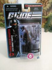 Pursuit Of Cobra:2011 Elite Combat Trooper: COBRA SHOCK TROOPER(v1):MOC!!