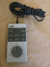ORIGINAL VINTAGE JVC RM-P53U WIRED REMOTE CONTROL TESTED & WORKING GREAT!!