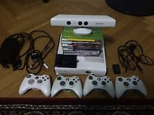 250 GB Xbox 360 S, Kinect, 4 Controllers, 30 games & more. See Details First