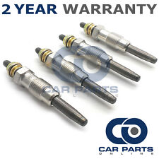 4X FOR OPEL ASTRA MK4 (G) 1.7 TD 8V (1998-00) DIESEL HEATER GLOW PLUGS FULL SET