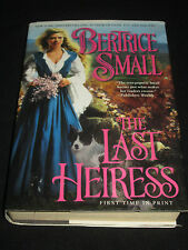 msm* SALE : BERTRICE SMALL ~ THE LAST HEIRESS   hb