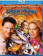 Looney Tunes - Back in Action (Blu-ray Disc, 2014) Brendan Fraser!