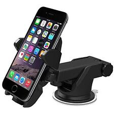 Easy One Touch Car Mount Holder for iPhone 6s  5s 5c Samsung Galaxy S7 S6 GPS