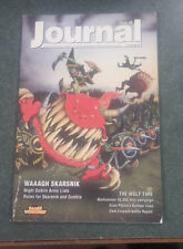 The Citadel Journal Issue 46   Games Workshop Warhamer  40K Bloodbowl