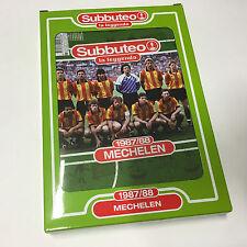 MECHELEN 1987/88 SUBBUTEO Legends La Leggenda Team BOXED