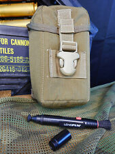 TRIJICON COYOTE TAN POUCH AND LENS PEN
