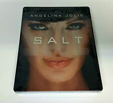 SALT - Blu-ray STEELBOOK [JAPAN] Brand NEW / MINT / REGION FREE / OOP/ LAST COPY