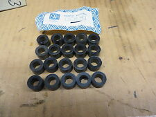 VOLKSWAGEN oil cooler seal GROUP - 20 pieces -  OE # 111 117 151 NOS
