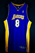 Reebok Authentic Kobe Bryant LAKERS NBA Trikot Basketball Jersey Gr XXL SZ 52