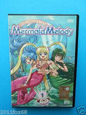 dessins animés cartoons dvds principesse sirene mermaid melody dvd n. 1 usato gq
