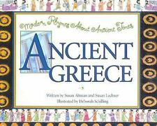 Ancient Greece (Modern Rhymes about Ancient Times)-ExLibrary